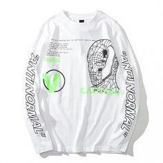 ロングスリーブTシャツ2色