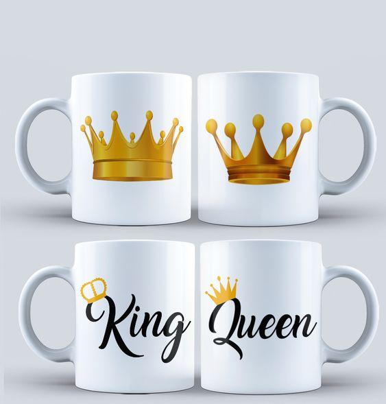 キングとクイーン